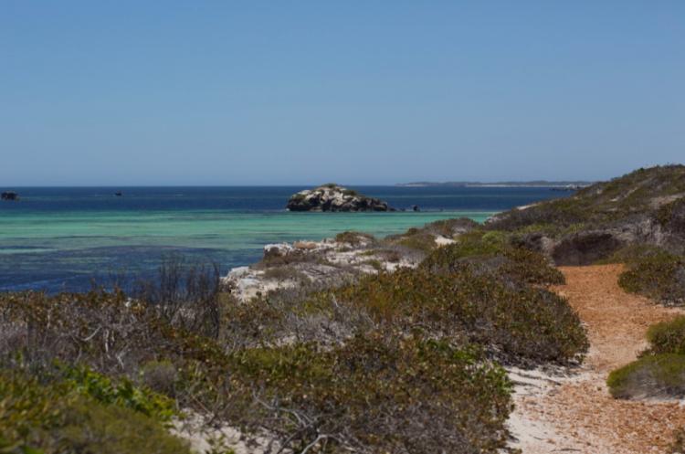 Coastal Walk Point Louise Greenhead Western Australia